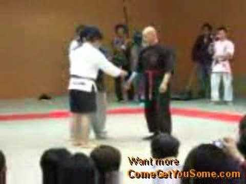 Kiai Master vs MMA from YouTube · Duration:  3 minutes 35 seconds