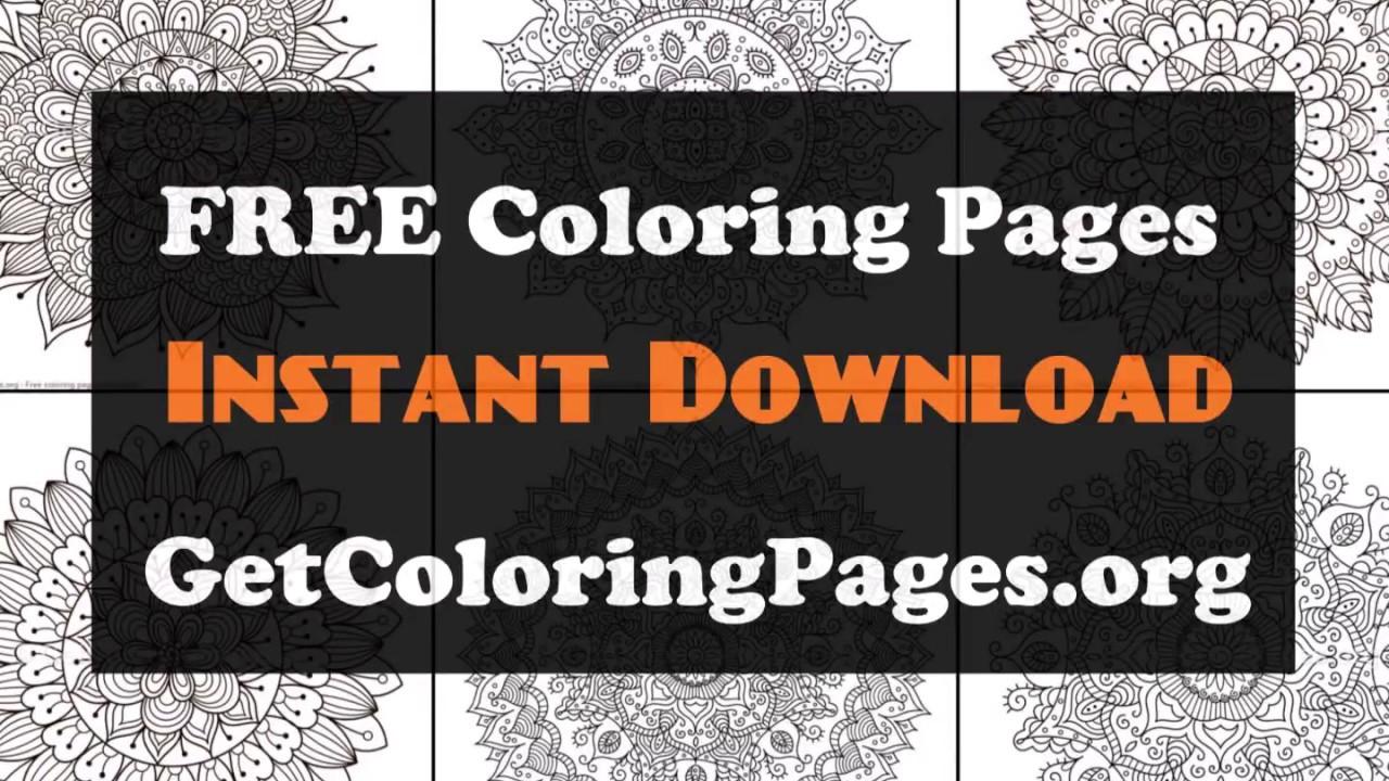 Celtic Design | Mandala coloring pages | 720x1280