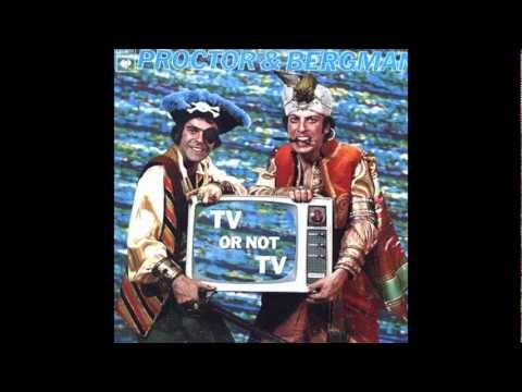 Proctor and Bergman - TV Or Not TV (1973) - Side 1