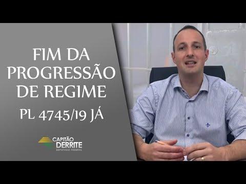 Fim da Progressão de Regime! Pelo PL 4745/19