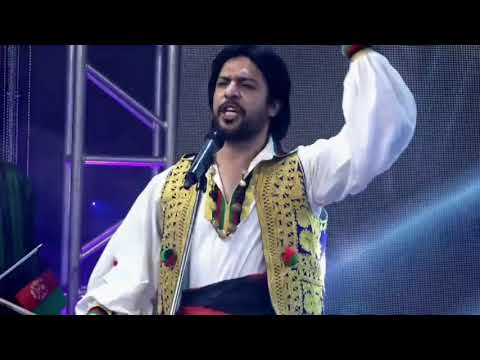 Aryan Khan THE GREAT AFGHANISTAN  Latest Patriotic Song Performance for independence day.