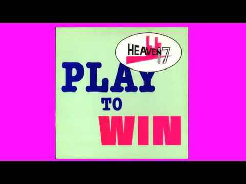 HEAVEN 17   PLAY TO WIN 12