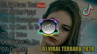 DJ TERBARU 2021 - DJ TIKTOK TERBARU 2021 - DJ VIRAL TERBARU 2021 - DJ maen Thai