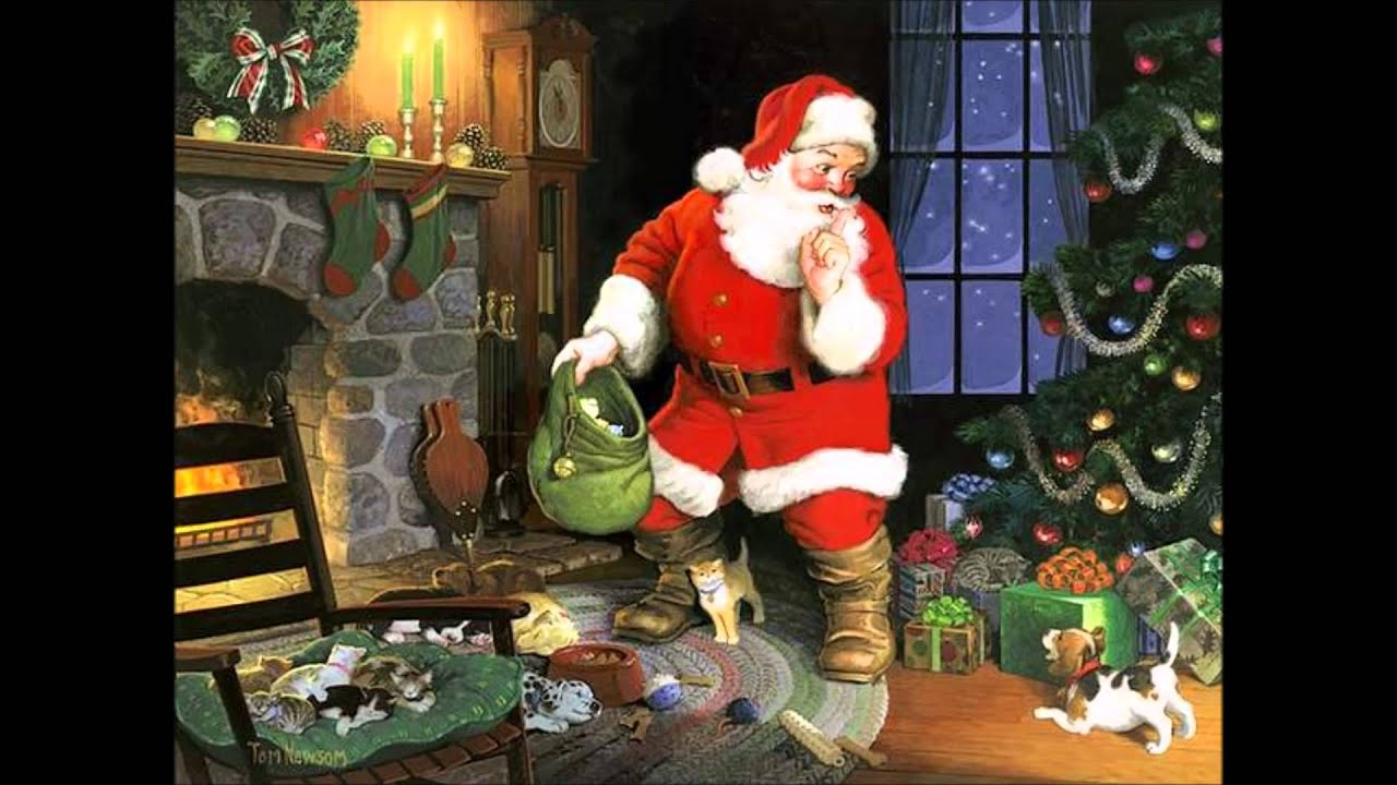 Burl Ives Its Beginning To Look A Lot Like Christmas