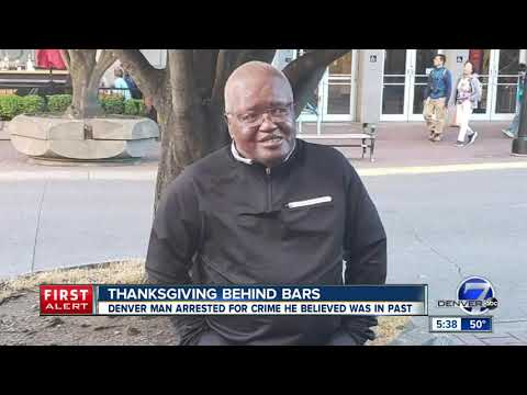 Elderly man spent Thanksgiving in Denver jail after Indiana warrant issued three decades later Mp3