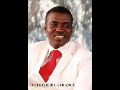 PASTOR FREDERICK FRANCE  Africa the center of God's endtime programme