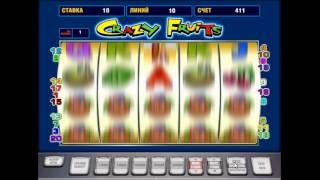 Позитивный игровой автомат Сумасшедшие фрукты - обзор от Slot-OK.com(, 2015-03-06T10:11:39.000Z)