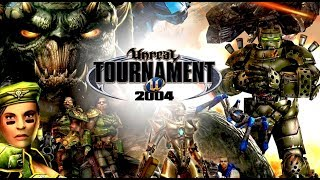Unreal Tournament (2004) [PC Gameplay] Part 1 HD