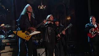 2006 Induction Ceremony Lynyrd Skynyrd Free Bird Performance