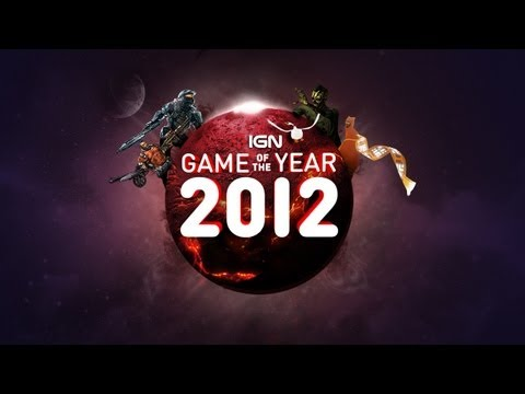 IGN's Game Of 2012 Is... Journey