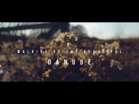 Walking at the beautiful Danube #DJI Spark #Canon EOS 550d