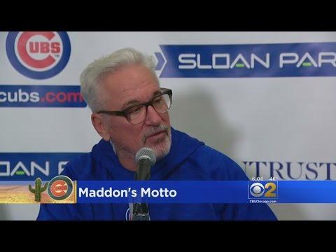 Cubs Skipper Wants Champs To Feel
