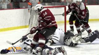 Phillips Exeter Hockey Season Highlights 2012-2013