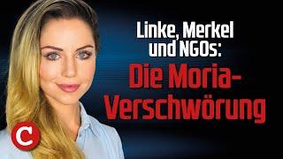 Linke, Merkel und NGOs: Die Moria-Verschwörung – Die Woche COMPACT