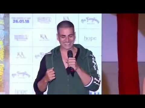 Padman Full Movie Promotion event | Akshay...