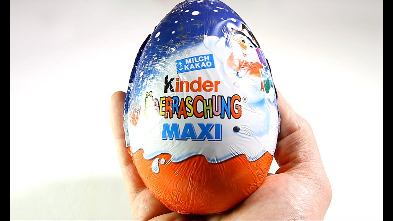 Kinder Гјberraschung Maxi