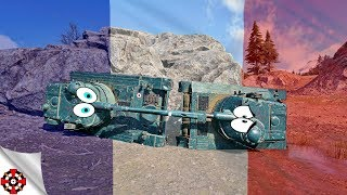 World of Tanks - Funny Moments | MADE IN FRANCE! #2