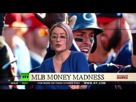 Energy Weapon Reality & MLB Money Madness | Watching the Hawks on RT America |