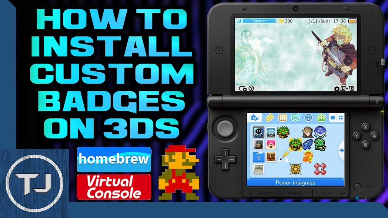 how to install custom firmware on 3ds 2018