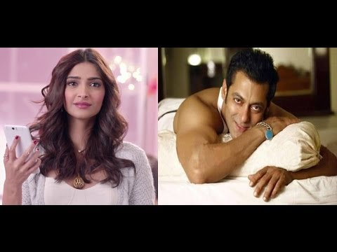 Sonam Kapoor Finds Salman Extremely 'HOT' - BT