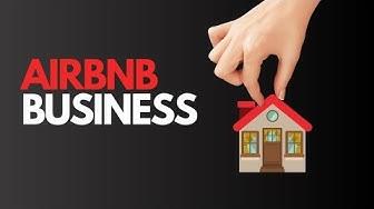 GELD VERDIENEN MIT AIRBNB - Immobilien Business OHNE Immobilien 🏠🏢🏨 Bastian Barami   5Rules5Hacks
