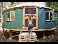 This Yurt in the Forest Will Blow Your Mind | Living Off Grid - Ep. 22