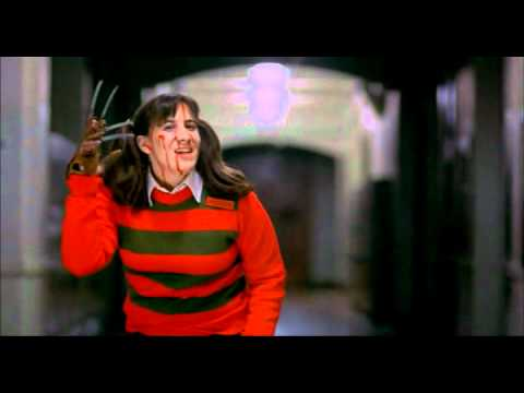 Image result for A Nightmare on Elm Street (1984) scene