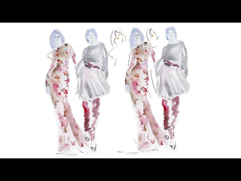 Fashion Illustration Online Course Youtube