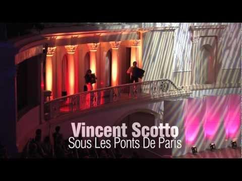 Vincent Scotto -Sous Les Ponts De Paris