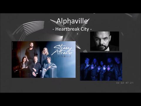 Alphaville - Heartbreak City - Lyric Video