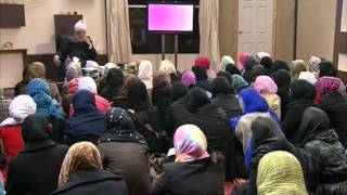 Gulshan-e-Waqfe Nau Nasirat, 27 Feb 2010, Educational class with Hadhrat Mirza Masroor Ahmad(aba)