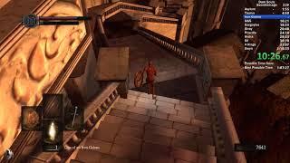 Dark Souls All Bosses in 1:09:02 IGT