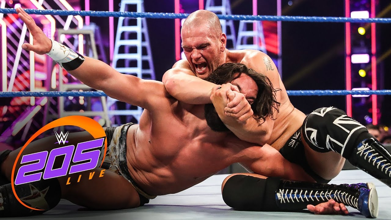Danny Burch vs. Tony Nese: WWE 205 Live, Dec. 13, 2019