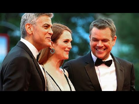 George Clooney kicks off 74th Venice Film Festival