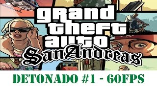 GTA San Andreas - PORTUGUÊS - DETONADO #1 - A VOLTA DO CJ - 60FPS HD1080p - PC