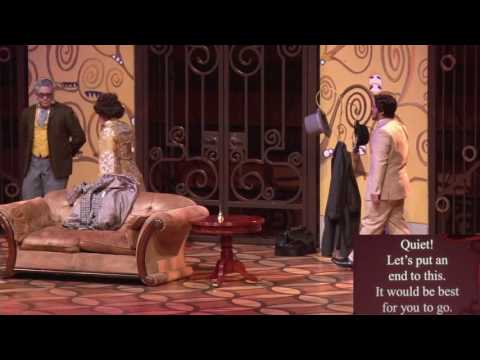 Colorado State University Opera: Die Fledermaus 11-4-16