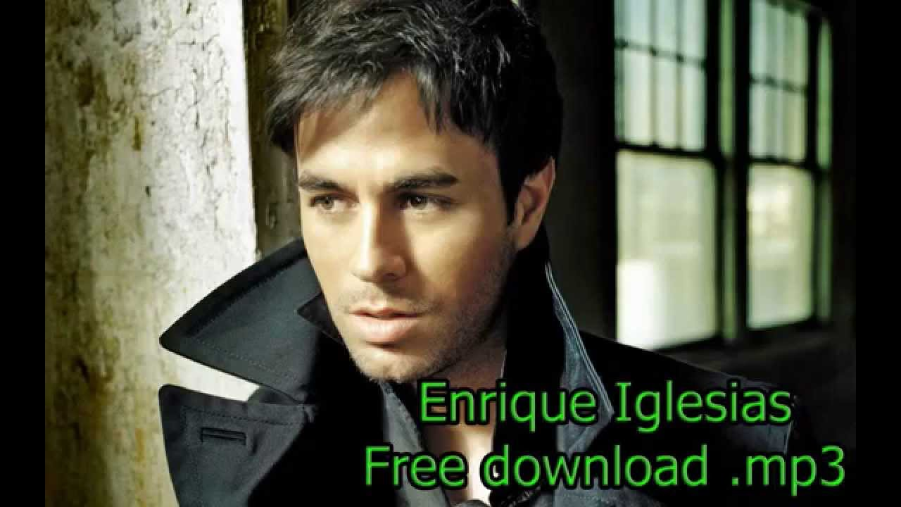 bailando enrique iglesias mp3 song download