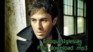 Download Lagu Enrique Iglesias - Bailando MP3 Download MP3
