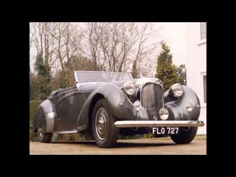 1939 Aston Martin Lagonda V12 Rapide Youtube