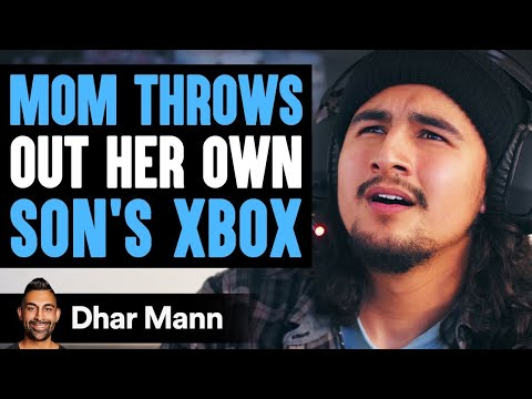 Mom Throws Out Her Son's Xbox, She Instantly Regrets The Decision She Made | Dhar Mann