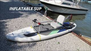 PedalProp introduction on paddle sports watercraft.
