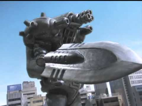 Irod God! Ultraman Mebius vs Imperializer