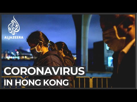 Coronavirus: Hong Kong intensifies checks on travellers