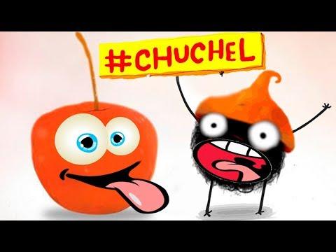 ПРИКЛЮЧЕНИЯ ЧУЧЕЛ - игровой мультик для детей #7 Черный шарик - Летсплей мультфильм 2018! Chuchel