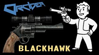 Fallout 3 Unique Weapons - Blackhawk & side quest
