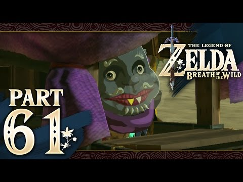 The Legend of Zelda: Breath of the Wild - Part 61 - Medal of Honor: Hinox