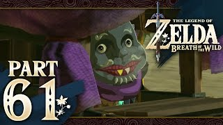 the legend of zelda breath of the wild   part 61   medal of honor hinox