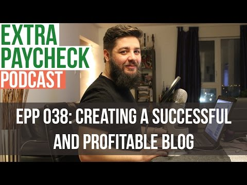 EPP 038: Creating A Successful And Profitable Blog With Jonathan Milligan