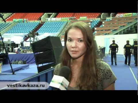 Интервью с Динарой Гиматовой
