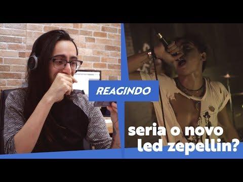 O Novo Led Zeppelin: Greta Van Fleet - Highway Tune | REAGINDO